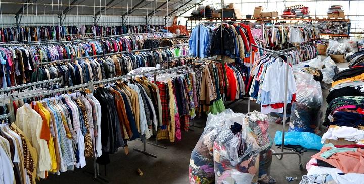 Distribuidores de ropa al por mayor
