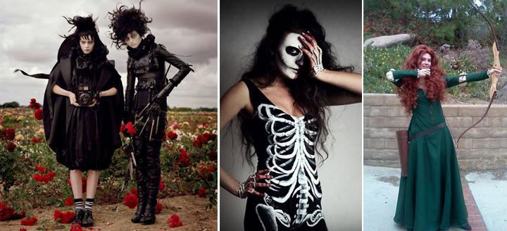 Disfraces de mujer para Halloween