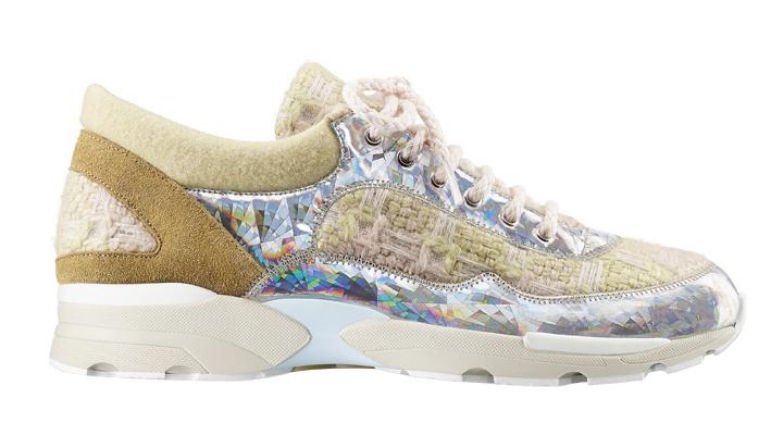 Las sneakers de Chanel