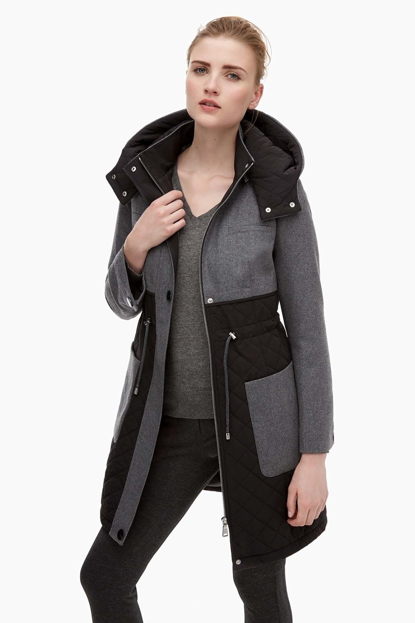 prendas de abrigo para mujer de adolfo dom nguez