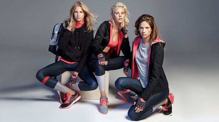 Oysho coleccion Gymwear Mountain