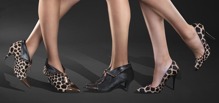 Colección de zapatos Magrit otoño-invierno 2014-2015