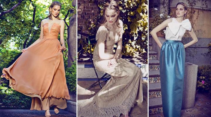 Vestidos Dolores Promesas otoño-invierno 2014-2015