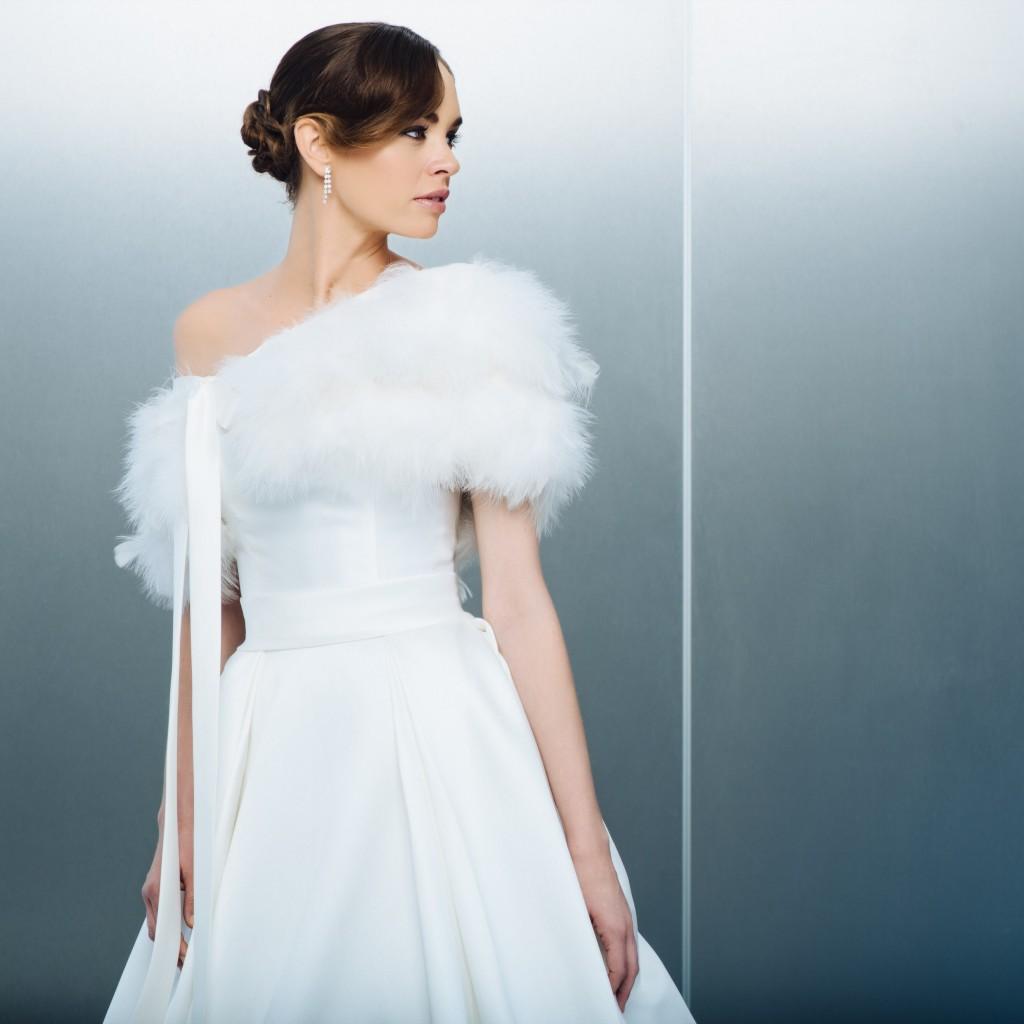 Vestido straple en invierno - Foro Moda Nupcial - bodas.com.mx ...