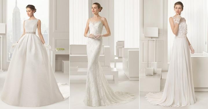 Rosa Clara vestidos de novia 2014