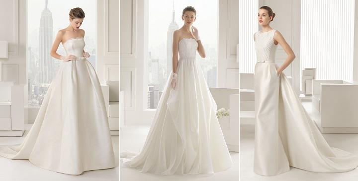 Rosa Clara vestidos de novia 20141
