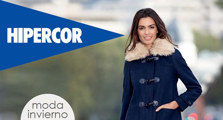 moda invierno Hipercor 2014