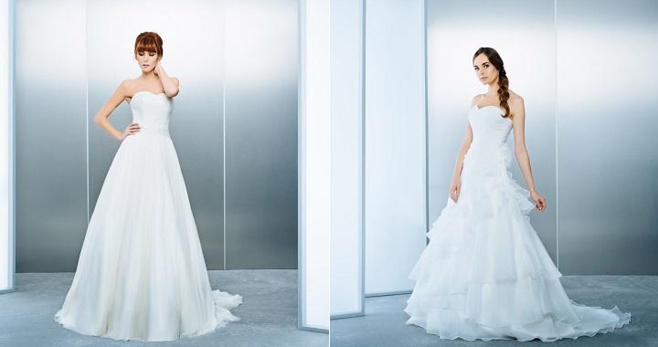 vestidos novia Clara Novias