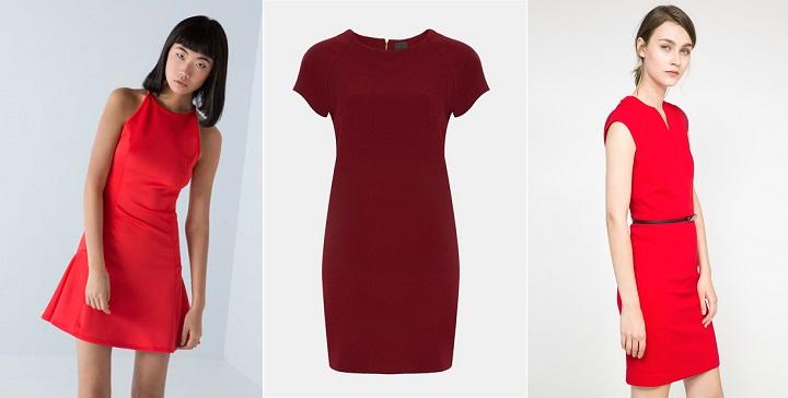 vestidos rojos Navidad1