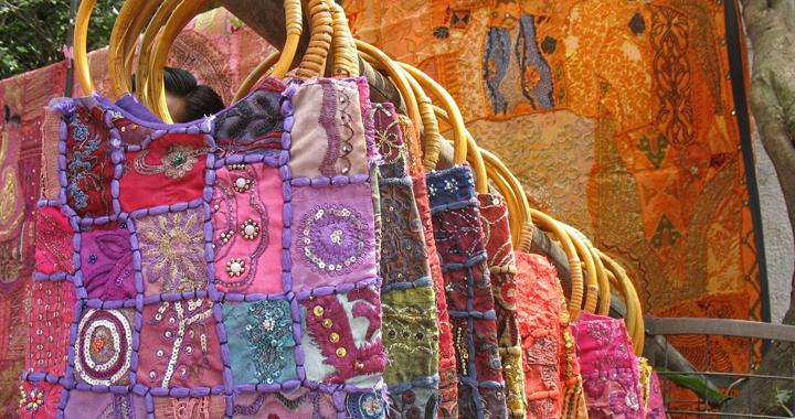 Ropa y complementos de estilo patchwork - Estilo patchwork ...