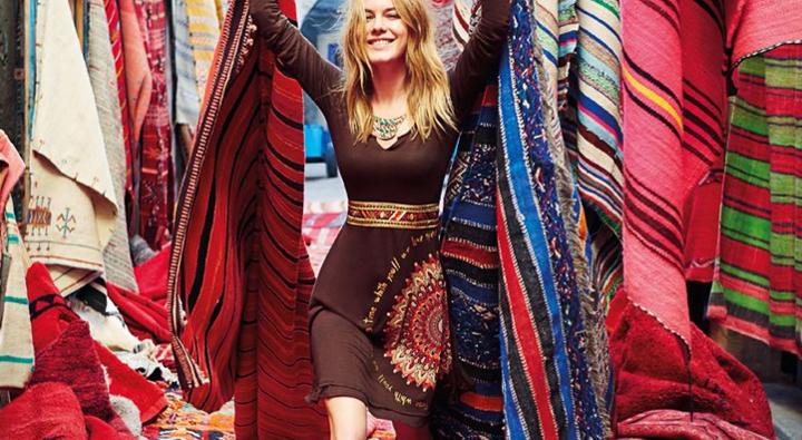 ropa y complementos de estilo patchwork