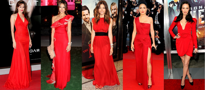 Vestidos para fiesta de hollywood