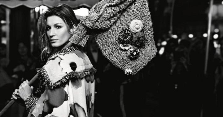 Gisele Bundchen Chanel 2015