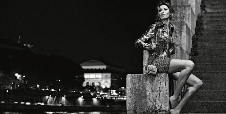 Gisele Bundchen Chanel 20151