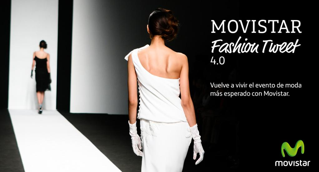 Movistar Fashion Tweet
