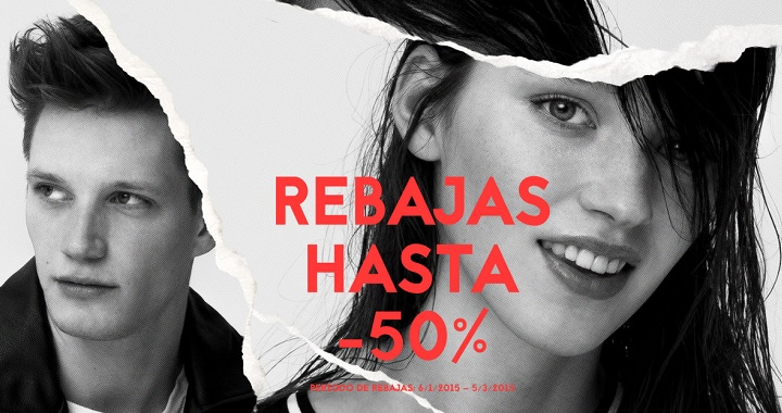 Rebajas pull and bear