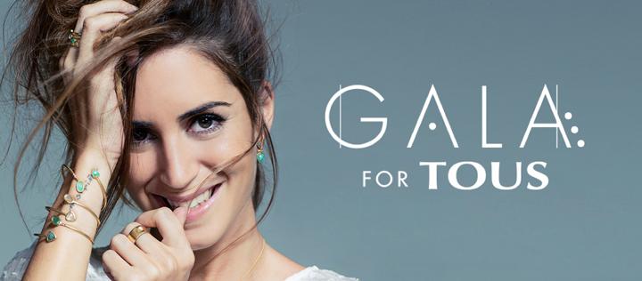 coleccion de joyas Gala for Tous 2015