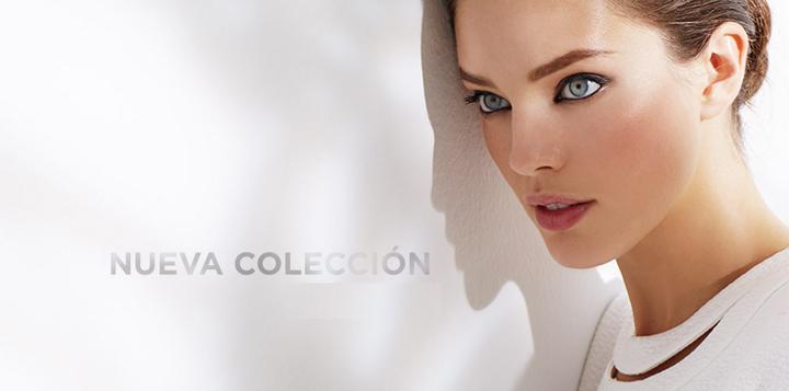emily Didonato, imagen de la nueva coleccion de suiteblanco 2015