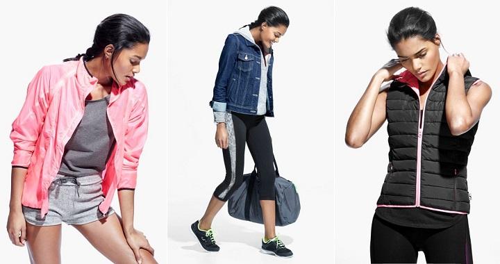 ropa deporte mango 2015