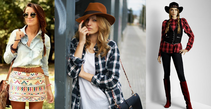 tendencias de moda el estilo country