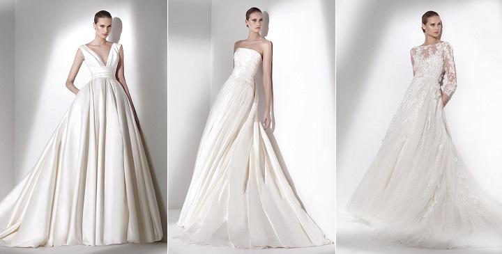 Vestidos de novia de Elie Saab para Pronovias 2015