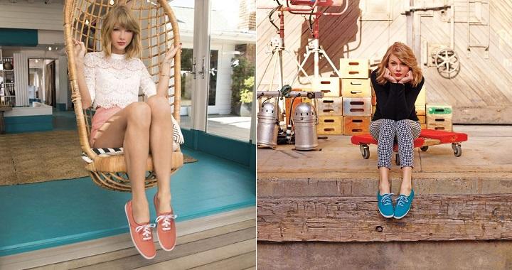 Taylor Swift Keds 2015