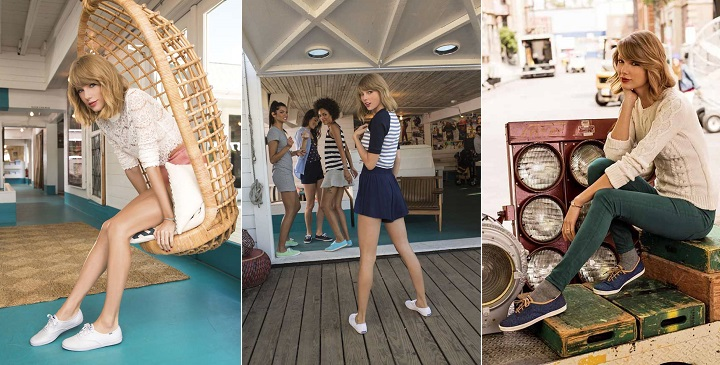 Taylor Swift Keds 20151