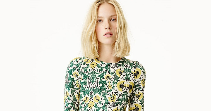 Zara lookbook primavera 2015