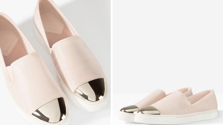 9b64e8942892d Calzado deportivo de Stradivarius primavera 2015 – Estilos de moda ...