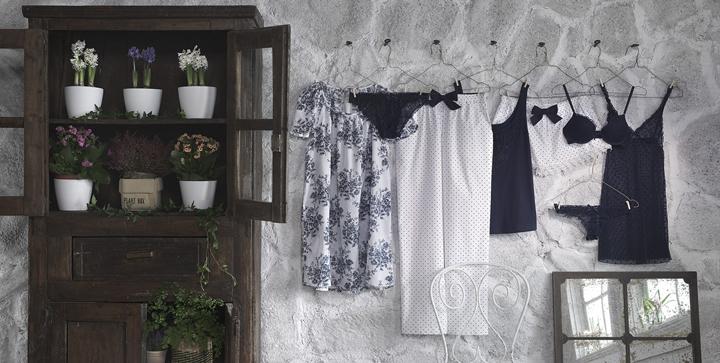 lenceria y ropa de cama de sfera primavera 2015