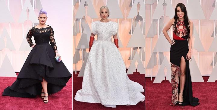 peor vestidas Oscar 20152