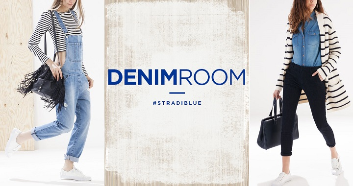 Denim room Stradivarius