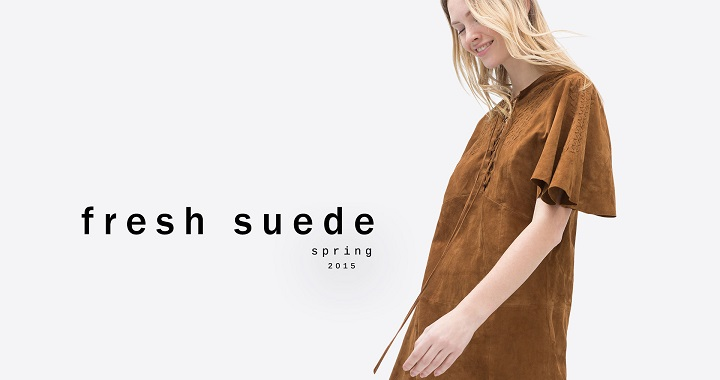 Fresh Suede Zara