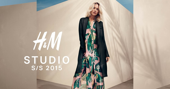 HM studio primavera verano 2015