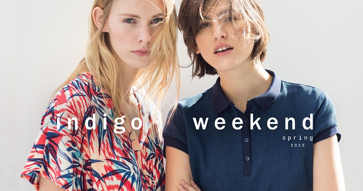 Indigo Weekend primavera 2015