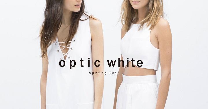 Optic white Zara TRF