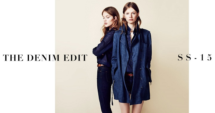 The Denim Edit Massimo Dutti