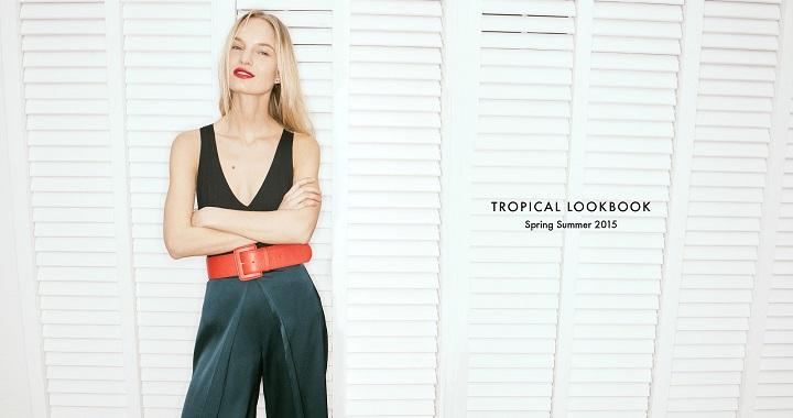 Tropical Lookbook Uterque