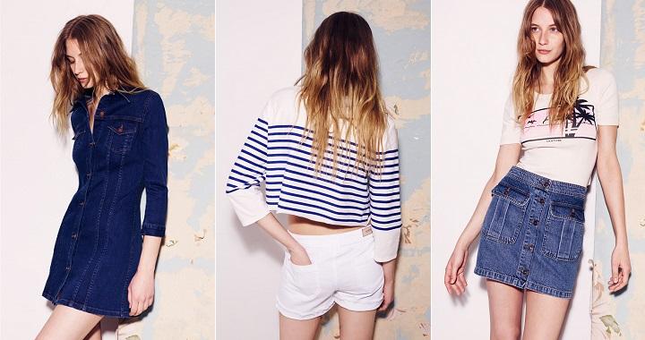 Zara denim primavera 2015