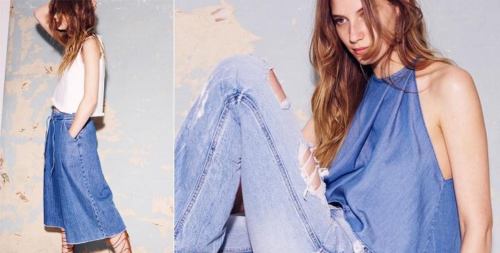 Zara denim primavera 20151