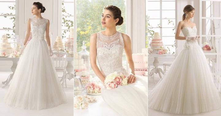 aire barcelona: vestidos de novia de la colección 2015 - susanrubi