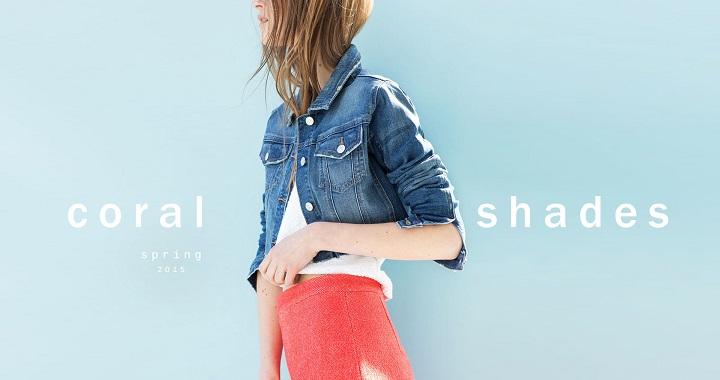 Coral Shades Zara