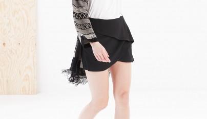 7eef02029f Las faldas que se llevan en 2016  moda para cada ocasin. Faldas  stradivarius 2016 midi