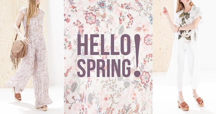 Hello Spring Stradivarius