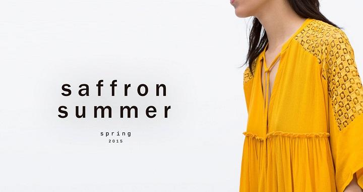 Saffron Summer Zara