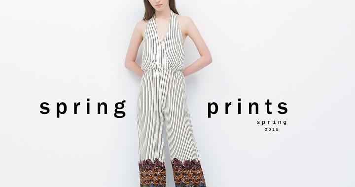 Spring Prints Zara TRF