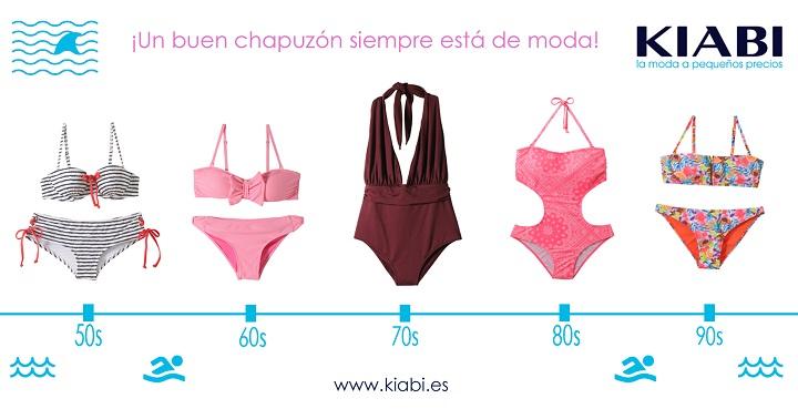 Bikinis banadores Kiabi