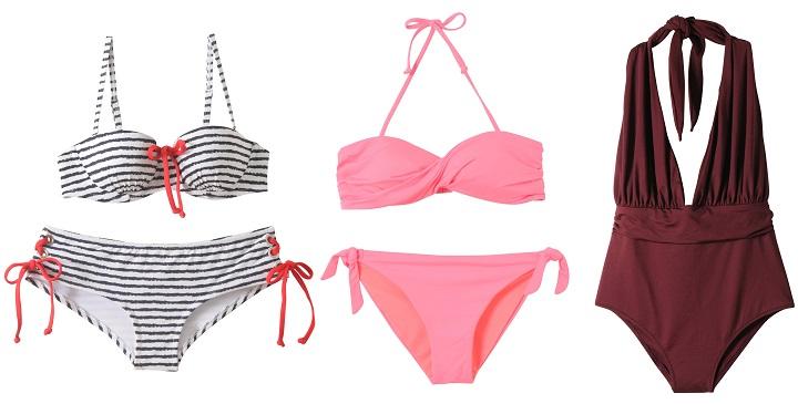 Bikinis banadores Kiabi1