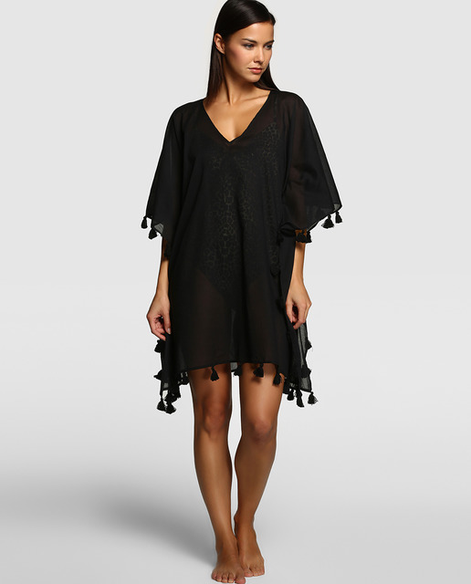 Ropa de playa4 estilos de moda moda estilo y tendencias for Caftan el corte ingles