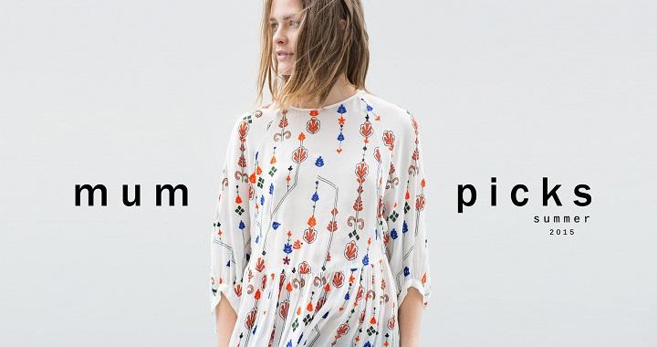 Zara premama verano 2015